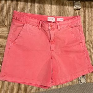 Anthropologie Chino Shorts - Size 31